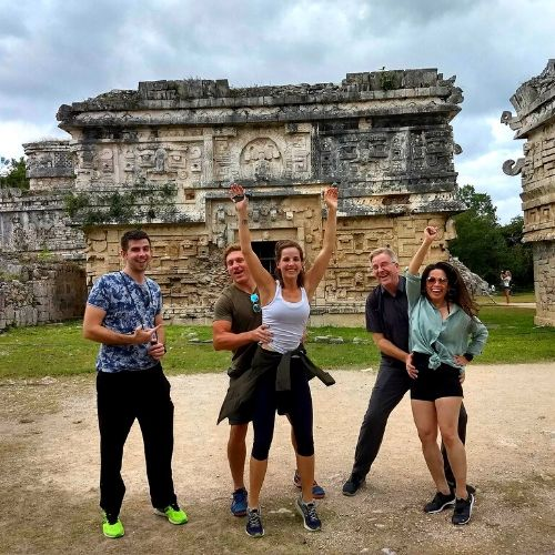Enjoy every corner of Chichen Itza