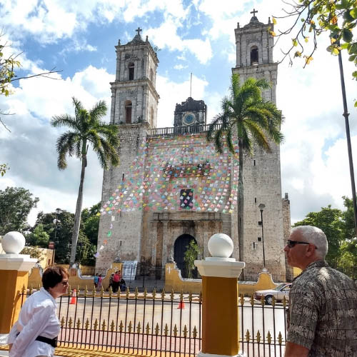 Explore Valladolid Colonial town