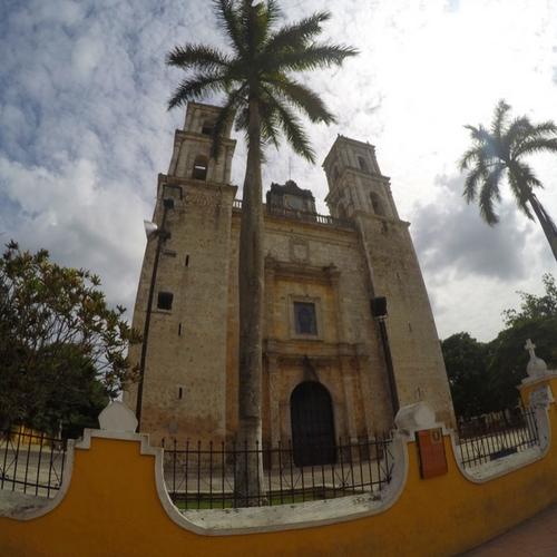 Valladolid Colonial Town