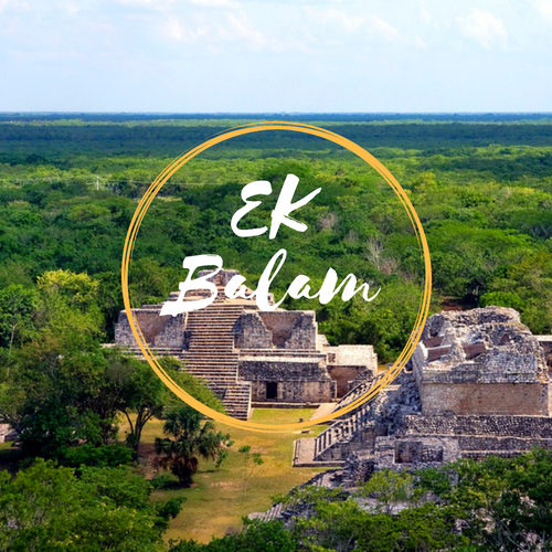 Climb one of the Best Preserved Mayan Ruin in Yucatan.
