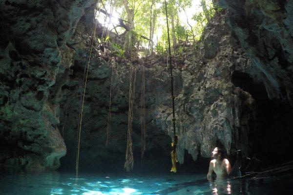 Cenote Refresh