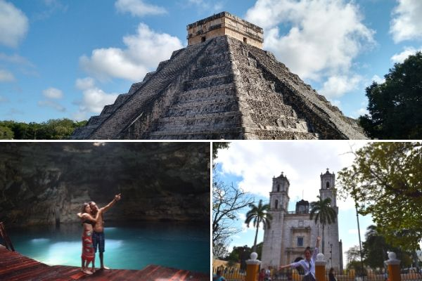 Chichen Itza Tour world wonder