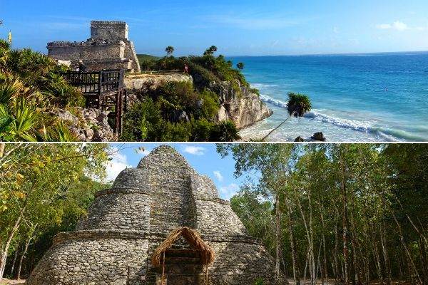 Coba and Tulum tour