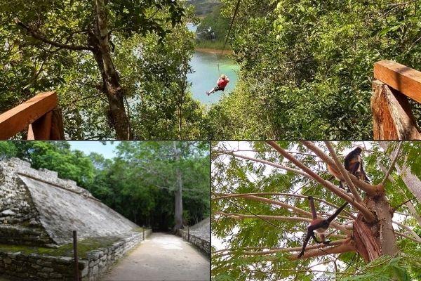 Coba Cenote tour