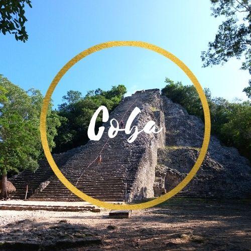 Coba Tours
