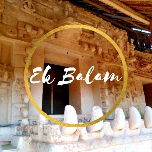 Ek Balam Tours